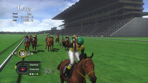 champion jockey ps3 g1 jockey (dig) | carrera de caballos