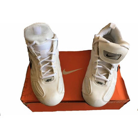 Champion Nike Fútbol Original Usa De Cuero Como Nuevos 36.5