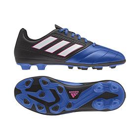 b1ad0c9050902 Championes Adidas Futbol 5 Negros Con Azul - Championes en Mercado Libre  Uruguay