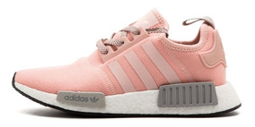 adidas nmd mujer rosa y gris