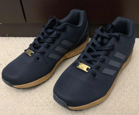 adidas zx flux gold mujer