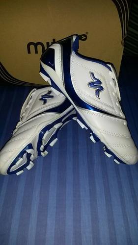 championes futbol mitre zapatos