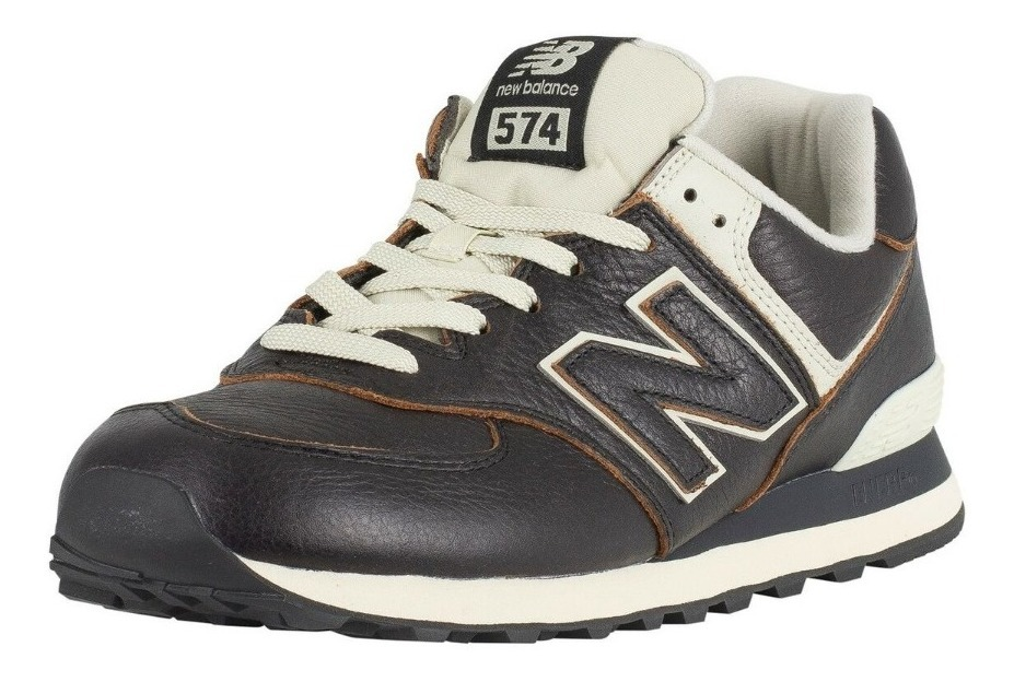 new balance 574 piel