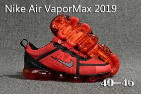 Air Max 90 Hyperfuse Championes Rojo Urbano en Mercado