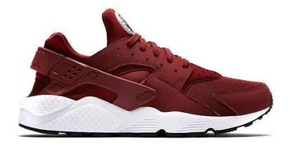 diseño profesional características sobresalientes outlet Championes Zapatillas Nike Huarache Rojos Morados Granate ...