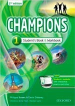 champions 1 - 2nd edition - ed. oxford
