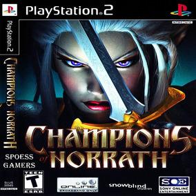 champion of norrath ps2