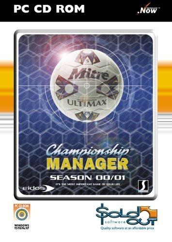 championship manager cm 00/01