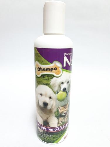 champú para perros hipoalergénico dra nena x 240ml- sayan
