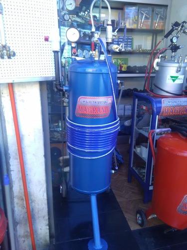 champunera - generador de espuma para car wash.