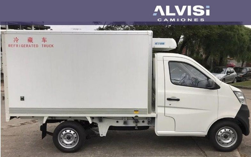 chana star box furgón térmico c/equipo -5ºc iva incluido