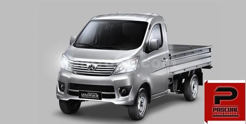 chana star pickup 2017 motor 1.2 16v pascual automoviles
