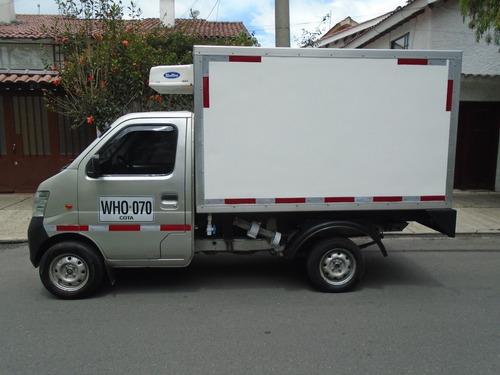 chana star truck 2 furon en fivra con thermoking para congel