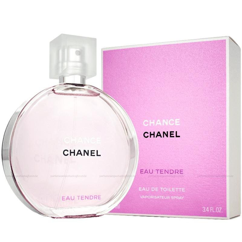 43420f3dd Características. Marca Chanel  Nome do perfume Chance  Versão Eau Tendre   Gênero Feminino ...