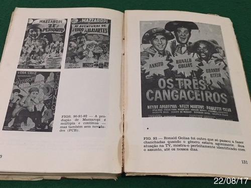 chanchada - cartazes - filmes de época - cinema brasileiro *
