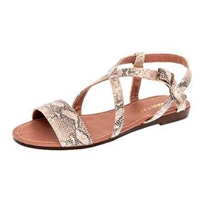 Niñas Mujer Mercado Para Beige Sandalias Sucias Zapatos De En wPknOX80
