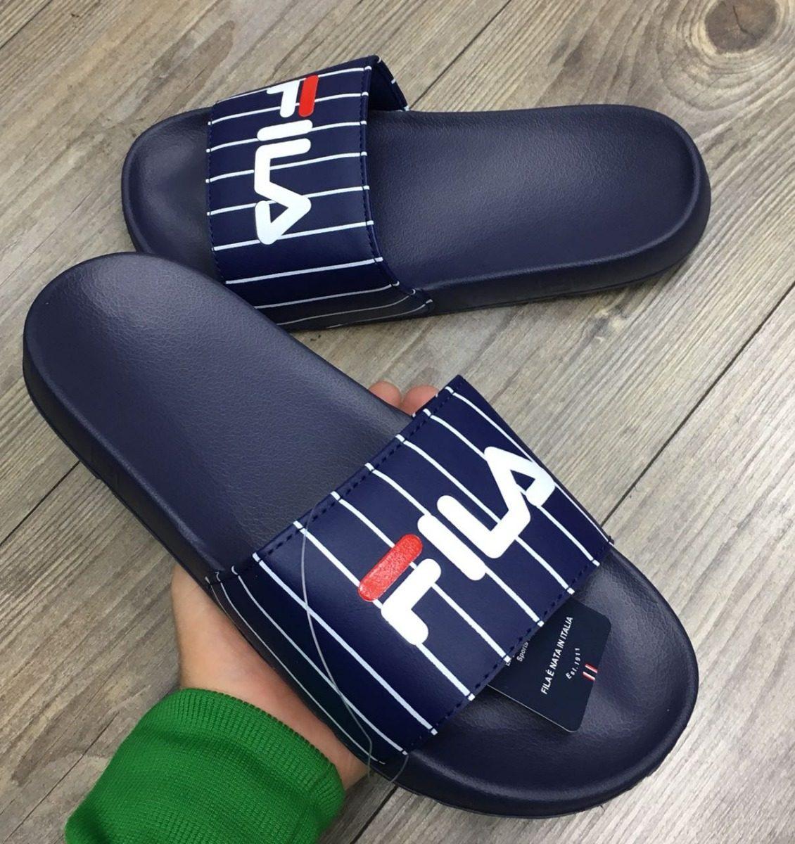 sandalias fila hombre