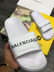 fotos nuevas venta de descuento volumen grande Chanclas Moda Marca Cómodas Elegantes En Caja Calidad