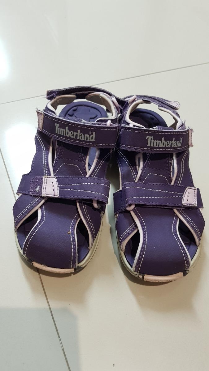 5cc434065 Chanclas Sandalias Zapatos Agua Timberland Playa Niña -   450.00 en ...