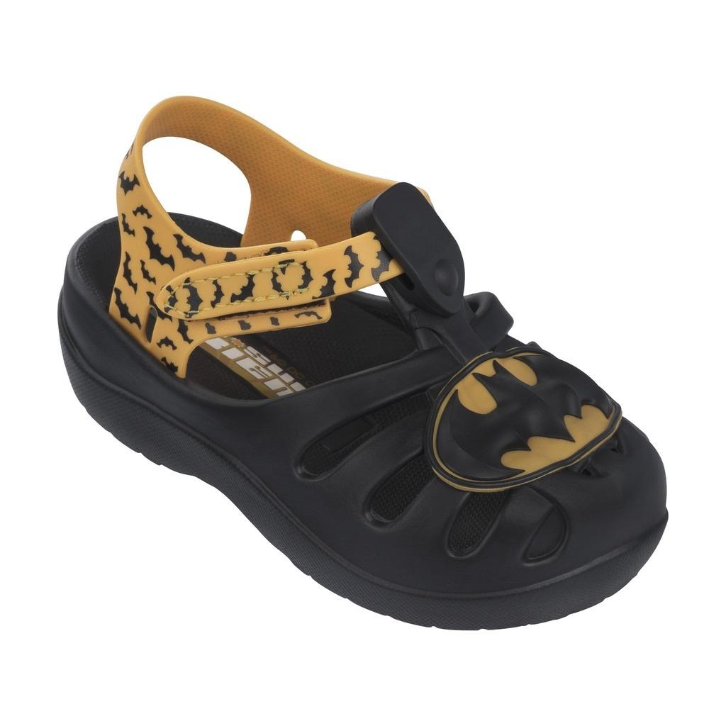 Chanclas Sandalias Zapatos De Batman Pvc Talla 19 - 25 -   70.000 en ... d98dc9154fe4c