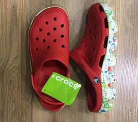 tan baratas auténtico auténtico selección especial de Chanclas Zapatos Crocs Tractor Hombre Original