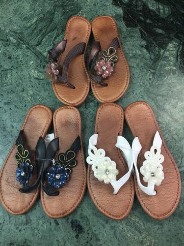 chancletas sandalias para niña