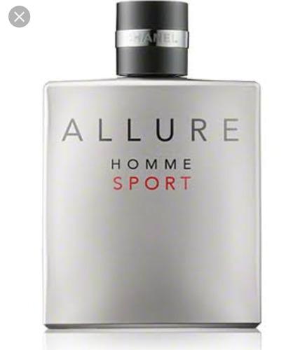 6f962712f Chanel Allure Homme Sport Masculino Eau De Toilette 150 Ml - R$ 520 ...