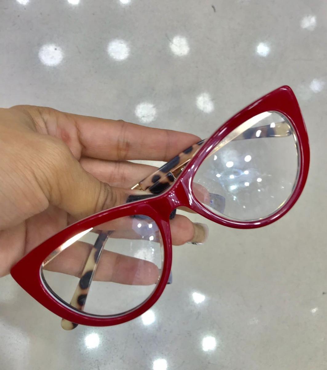 380fef34cb0c9 Óculos Chanel Gatinho - Armação Para Grau Em Acetato - Ótica - R ...