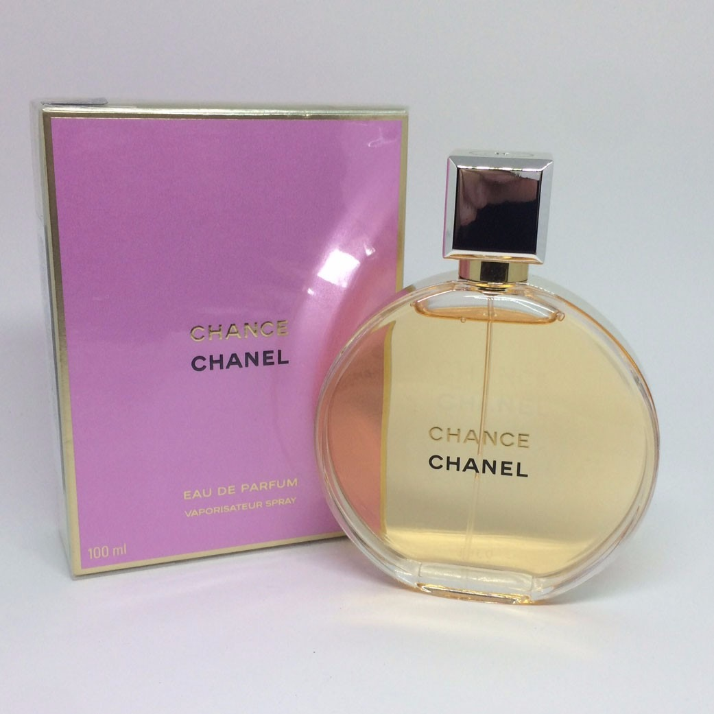 3258b27a755 Chanel Chance Edp 100ml Feminino