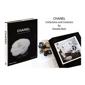 Chanel: Collections And Creations Livro Importado Moda Novo