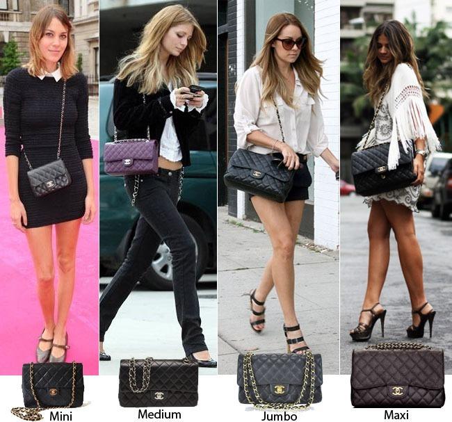 49d075bf7 Bolsa Chanel 2.55 (média) Couro Caviar Original Na Caixa - R$ 2.299 ...