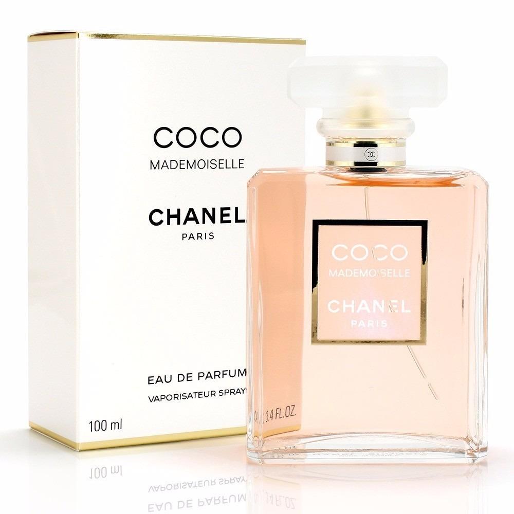 perfume de mujer coco chanel mademoiselle