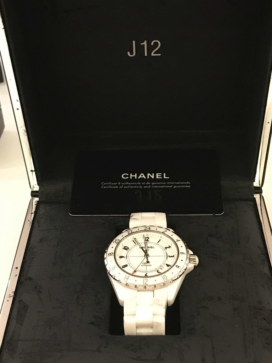 91d01d31ba2 chanel relógio j12. Carregando zoom.