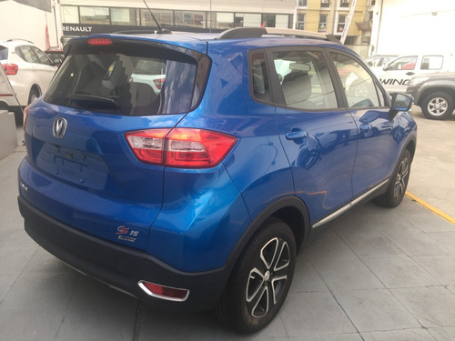 changan cs15 1.5l 4x2 mt - at techo panoramico okm 6