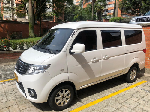 changan star 7 pasajeros modelo 2017