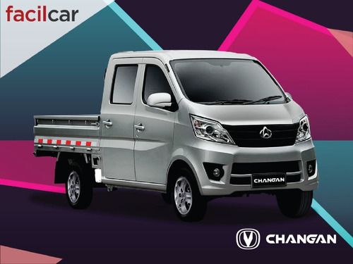 changan star pick-up doble cab