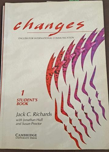 changes 1 student's book cambridge university