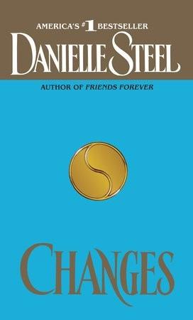 changes - danielle steel - bantman books
