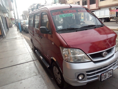 changhe freedom minivan