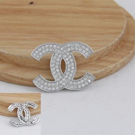 channel earrings