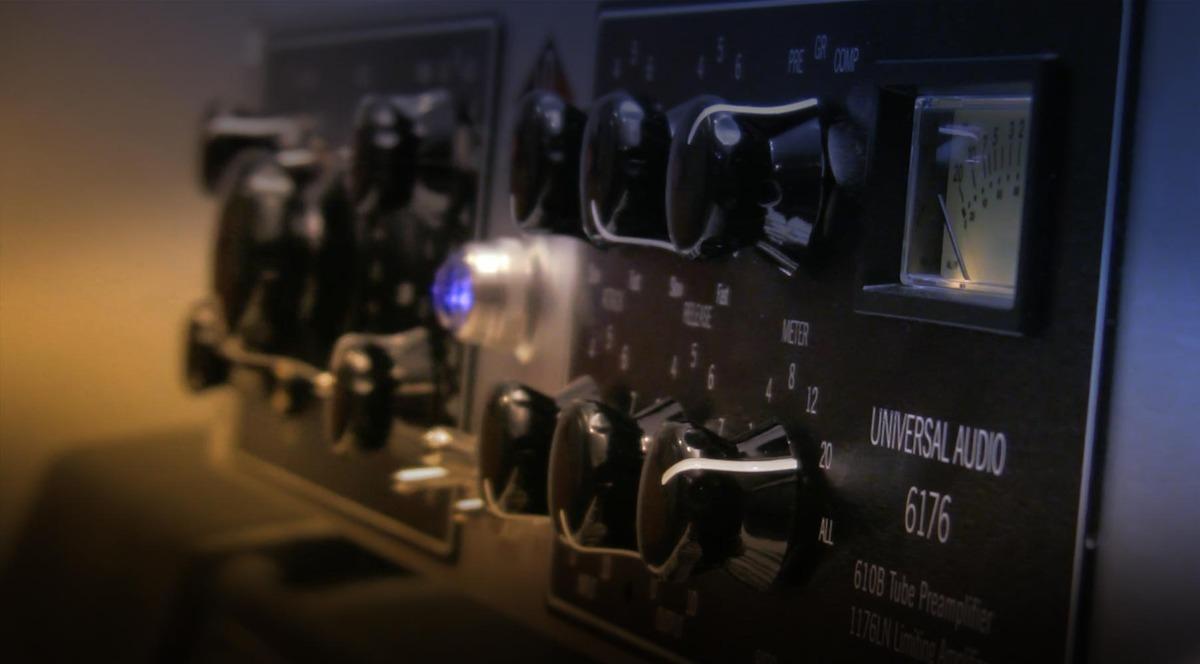 Channel Strip Universal Audio 6176