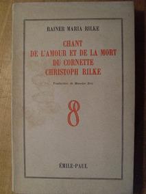 Chant De Lamour Et De La Mort Du Cornette Christoph R M10