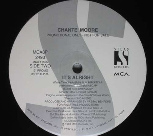 Chante moore its alright