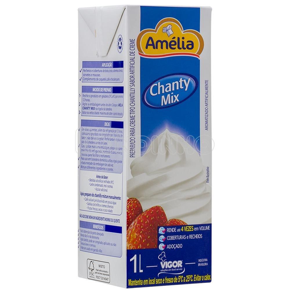 Chantilly am lia chaty mix 5cxs de 1lt r 85 00 em for Chantilly photo