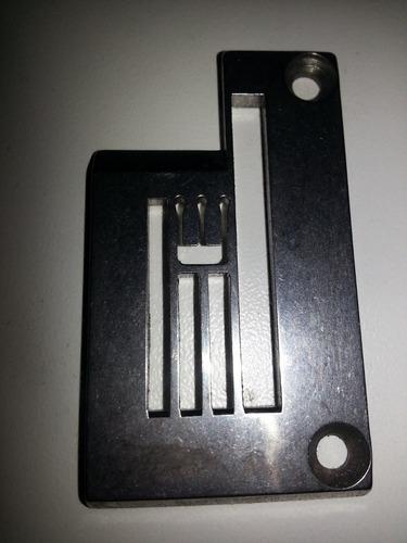 chapa aguja collareta siruba 007 e4326 original 5.6
