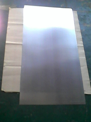 chapa aluminio liso  leia o anuncio