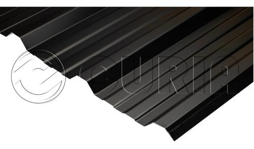 chapa color para techos acanalada y trapezoidal curia oferta