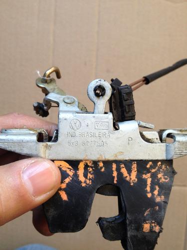 chapa de cajuela vw pointer mecanismo cerradura. gti wagon