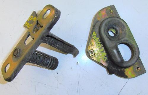 chapa de capot completa original volvo 240 gl año 1987-1991