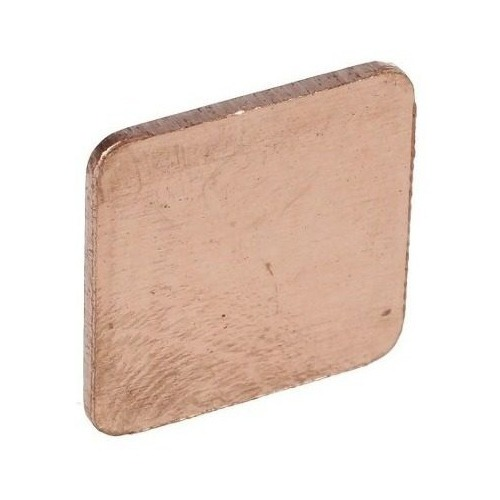 Chapa De Cobre Thermal Pad Bga Notebook Gpu 2cm X 2cm 1 0 Mm